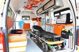 تجهیزات آمبولانسی