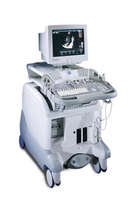 دستگاه اکوکاردیوگرافی vivid3