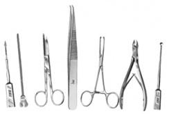ابزار جراحی دامپزشکی پاکستانی