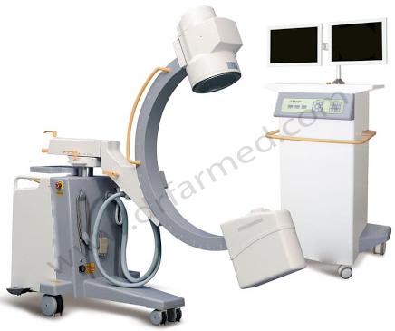 C ARM (فلوئوروسکوپی)