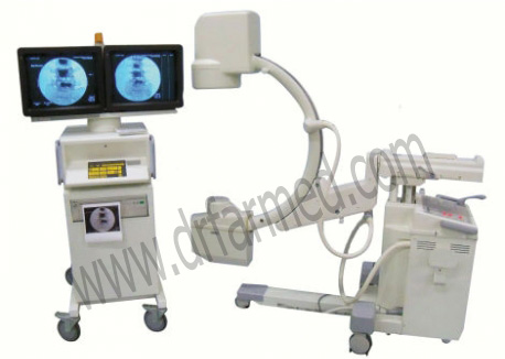 C ARM GE Stenoscop (سی آرم)